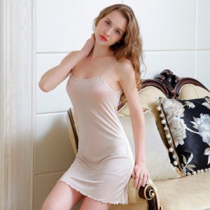 Silk Jersey Chemise pictures & photos