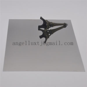 Non Magnetic Polishing 304 Stainless Steel Sheet 0.3mm Thickness with PVC Film pictures & photos