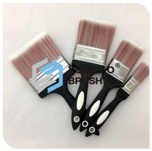 Wood Handle Paint Brush with PBT Painting Brush pictures & photos