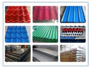 Wholesale Galvanized Corrugated Metal Roofing Sheet (RS-011) pictures & photos