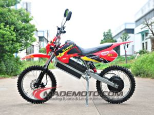 Ce Approved 60V 1200W Super Electric Dirt Bike with Durable Quality pictures & photos