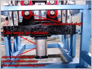 Fully Automatic Plastic PVC Lid Product Thermoforming Machine pictures & photos