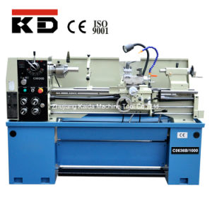 Hot Sale Mini Metal Cutting Bench Lathe Machine C0632b pictures & photos