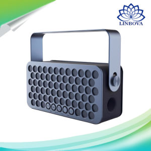 Y5-PRO Handheld Honeycomb Amplifier Radio Bluetooth Speaker with TF pictures & photos