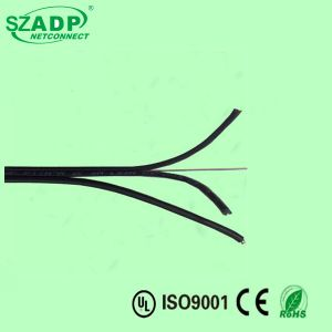 Factory Price FTTH 2 4 6 8 Core G653D LSZH Drop Cable Fiber Optic Wire pictures & photos