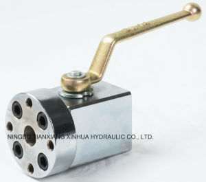 Carbon Steel Cjzq Ball Type Shutoff Valve pictures & photos