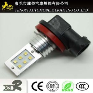 12V 12W LED Car Light Auto Fog Lamp Headlight with H7/H8/H9/H10/H11/H16 Light Socket CREE Xbd Core pictures & photos