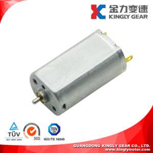 Micro Motor (JFF-050SB) Flat Carbon Brush Micro DC Motor pictures & photos