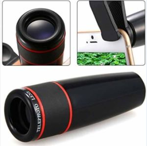 8X Phone Camera Wide-Angle Lens Single Tube Telescope pictures & photos