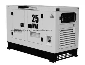25kVA Diesel Super Diesel Generator with Top Quality High Effiency Silent Diesel Portable pictures & photos
