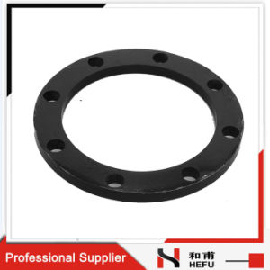 HDPE Black Floor Electrofusion Carbon Steel Flange pictures & photos