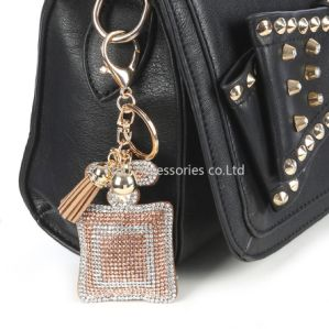 Fashion Jewellry Stuffed Pillow Perfume Bag Accessory Key Chain Ornament Gift pictures & photos