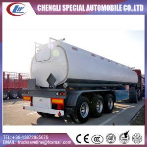Carbon Steel 40 Cbm to 60 Cbm Fuel Trailer for Sale pictures & photos