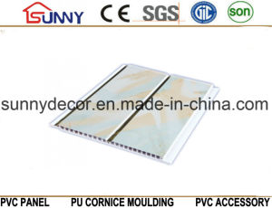 PVC Wall Panel, Laminated PVC Panel, Print and Hot Stamp Ceiling Panel pictures & photos