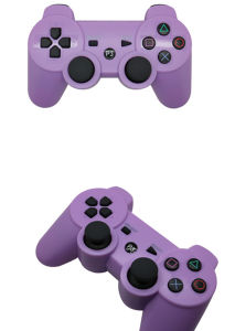 Bluetooth Wireless Dualshcok Controller Gamepad Joystick for Sony PS3 Game Console pictures & photos