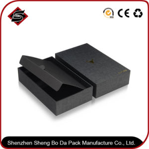 Custom Hot Stamping Jewelry Gift Paper Cardboard Box Packaging pictures & photos