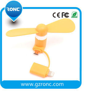 Factory Wholesale USB Fan/Mobile Phone Micro Fan pictures & photos