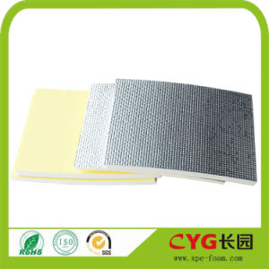 Selfadhesive Thermal Acoustic XPE Foam Insulation Caravan Camper pictures & photos