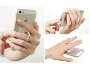 Sticky Metal Ring Mobile Phone Holder pictures & photos