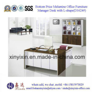 Office Staff Table Made in China Wooden Furniture (D1622#) pictures & photos