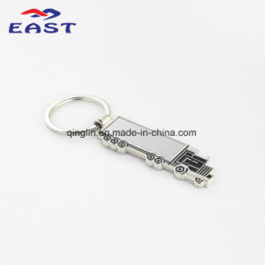 Promotion Gift Van Shape Metal Keychain pictures & photos