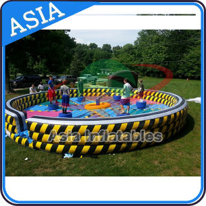 5 N 8 Podiums Buy Inflatable Meltdown Wipeout Games pictures & photos