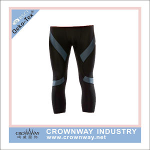Wholesale Custom Design Running Tights Men pictures & photos