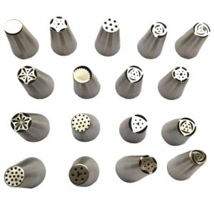 Russian Tulip Stainless Steel Icing Piping Nozzles Pastry Decorating Tip Fondant Cake Cupcake Decorator pictures & photos