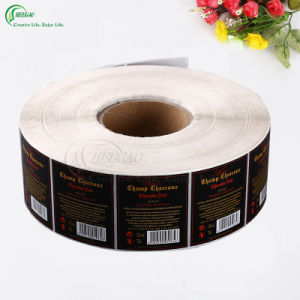 Self Adhesive Label in Roll (KG-PL007) pictures & photos