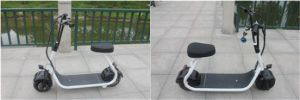 Mini Harley Electric Scooter with 350W, 48V/10ah Lithium. pictures & photos