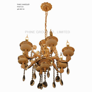 Phine European Home Decoration Lighting with Zinc Alloy Fixture Pendant Lamp pictures & photos