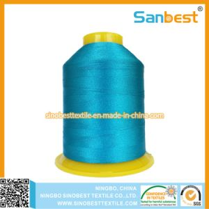 4000m Colorful Polyester Embroidery Thread pictures & photos