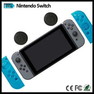 Colorful Silicone Case Skin for Nintendo Switch Joy-Con Controller pictures & photos