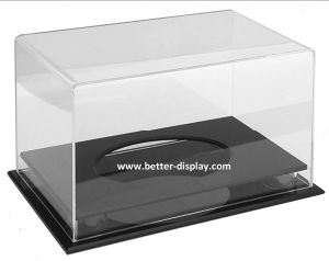 Acrylic Organic Glass Jewelry Display Box (BTR-Y3025) pictures & photos