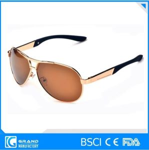 2016 Hot Sale Italy Design Metal Sunglasses pictures & photos