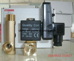 Timer Automatic Drain Valve 40bar IP65 and Ce pictures & photos