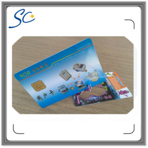 Membership Card with Magnetic Stripe or Smart Chip pictures & photos