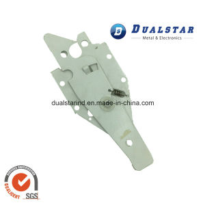 OEM Custom Precision CNC Machined Parts with Anodized Finish pictures & photos