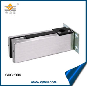 Glass Door Clamp with Aluminum Cover Glass Hinge pictures & photos