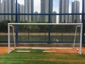 3X2m Moving Aluminum Frame Portable Soccer Goal pictures & photos