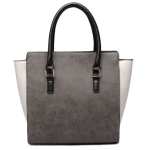 Designer PU Leather Celebrity Shoulder Bag Women Handbag pictures & photos