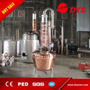 Special Glass Column of Whiskey Distill pictures & photos