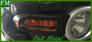 for Toyota Fj Cruiser 4X 3 Colors ABS Head & Rear Lamp Covers pictures & photos
