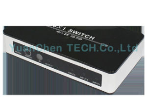 1.4V 3 X 1 HDMI Switcher with Pip 3D Deep Color pictures & photos