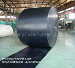 Fire Resistant High Temperature Ep Nn Cc Fabric Rubber Conveyor Belt pictures & photos
