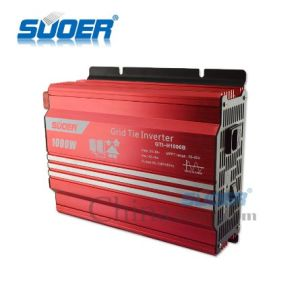Suoer 1000W 24V 230V on Grid Solar Power Inverter with MPPT Technology (GTI-H1000B) pictures & photos