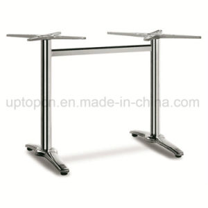 Durable Aluminum Table Leg for Restaurant Rectangle Table (SP-ATL239) pictures & photos