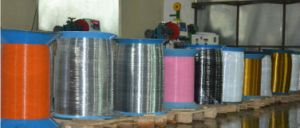 Nylon Coated Double Loop Binding Wire pictures & photos
