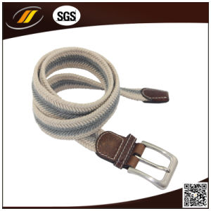Hot Selling Casual Cotton Braided Belt