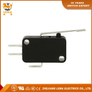 Lema Kw7-7 CCC UL Ce VDE Quick Connect Termianl Micro Switch pictures & photos
